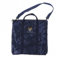 雑貨 HELMET BAG WITH STRAP(NAVY) [MA8006]