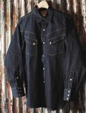 トップス JOE McCOY DENIM WESTERN L/S[MS10017]