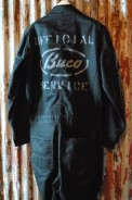 トップス BUCO OFFICIAL OVERALLS[BJ10002]